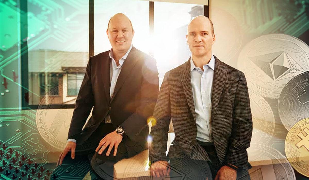 Histórico: Andreessen Horowitz lanza primer fondo de inversiones en criptomonedas