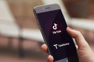 Telefónica y TikTok firman alianza para el desarrollo de nuevos servicios en Latinoamérica